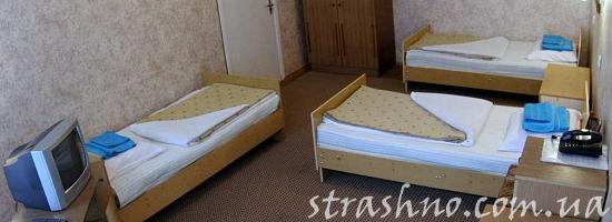 мистика комната общежитие