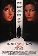 плакат к фильму Чёрная вдова