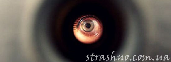 смотреть в дверной глазок