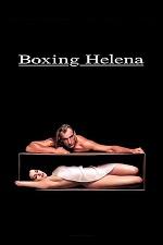 плакат к фильму Елена в ящике