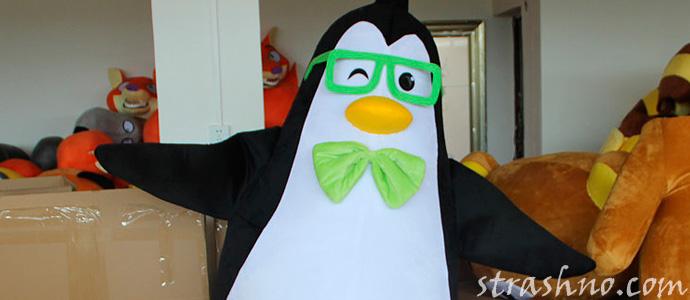 Костюм пингвина из мультика