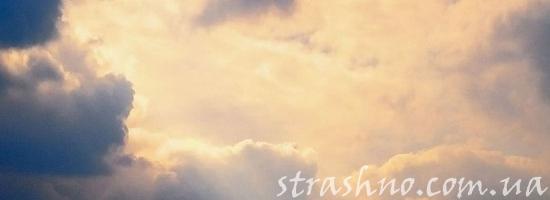 мистика небеса свет