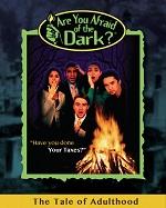 плакат к фильму Боишься ли ты темноты