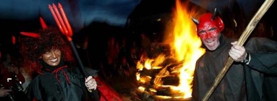 вальпургиева ночь на Брокене