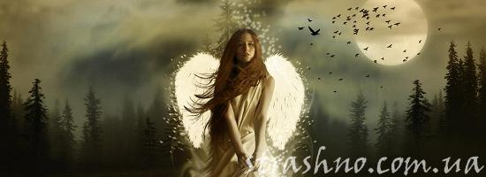 мистика ночной ангел