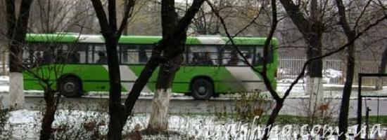 мистика пригородный автобус зимой