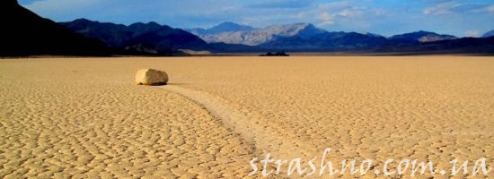 живые камни Долины Смерти