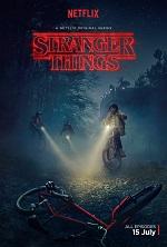 плакат к фильму Очень странные дела