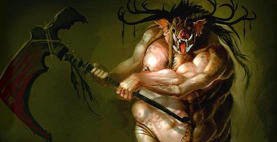 баби-нгепет демон кабан