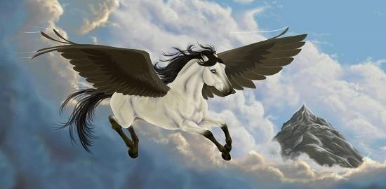 Чхоллима Крылатый корейский конь