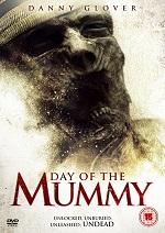 плакат к фильму День мумии