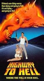 плакат к фильму Дорога в ад