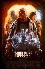 плакат к фильму Хеллбой: Герой из пекла