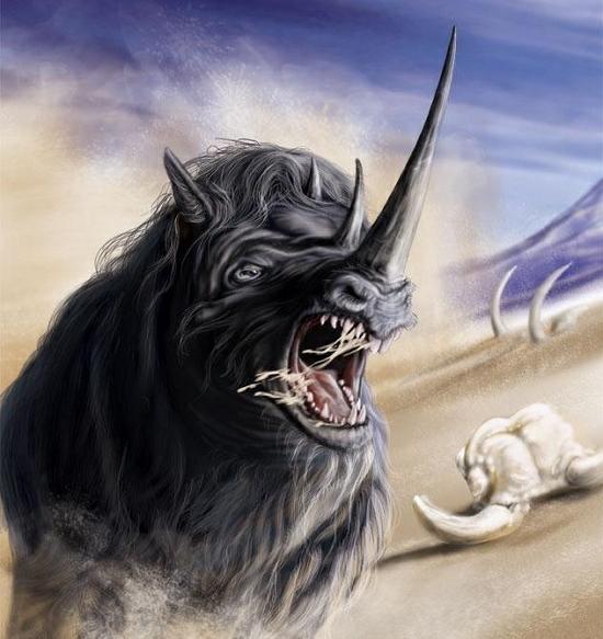 носорог Каркаданн