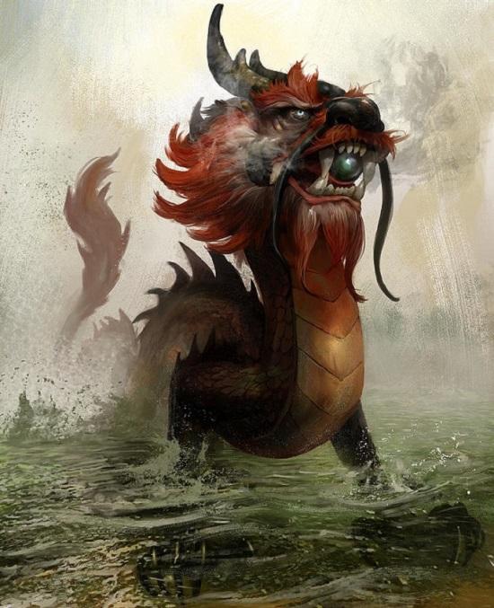 Корейский дракон