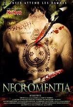 плакат к фильму Некромантия