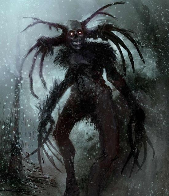Мифы и Легенды Амалирра III Strashno-prety