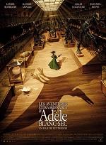 плакат к фильму Необычайные приключения Адель