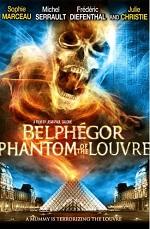 плакат к фильму Бельфегор – призрак Лувра