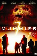 плакат к фильму Семь мумий