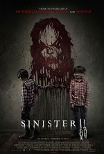 постер фильма Синистер 2