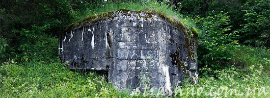 старый бункер