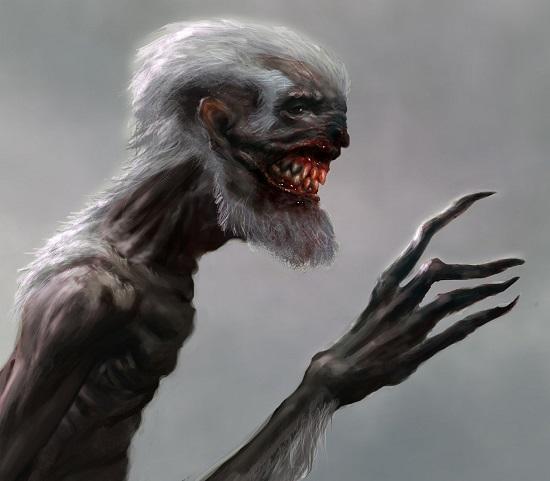 Монстр засунул какое то существо во влагалище фото 490-985