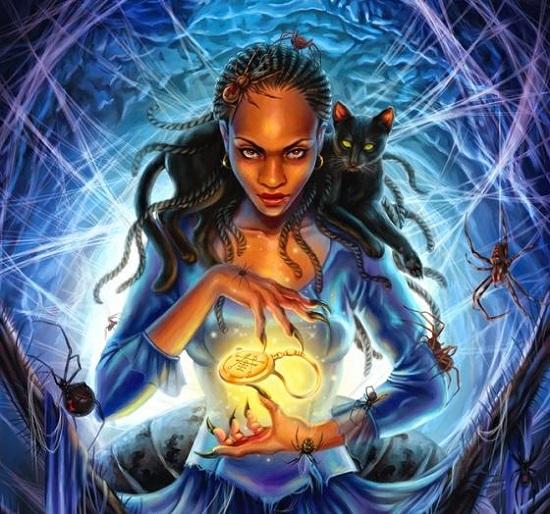 африканская ведьма