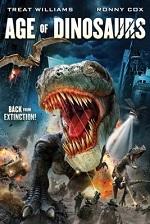 плакат фильма Эра динозавров