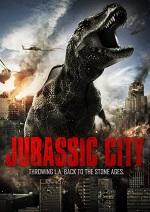плакат фильма Город юрского периода