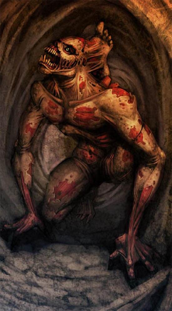 Чилийский демон имбунче