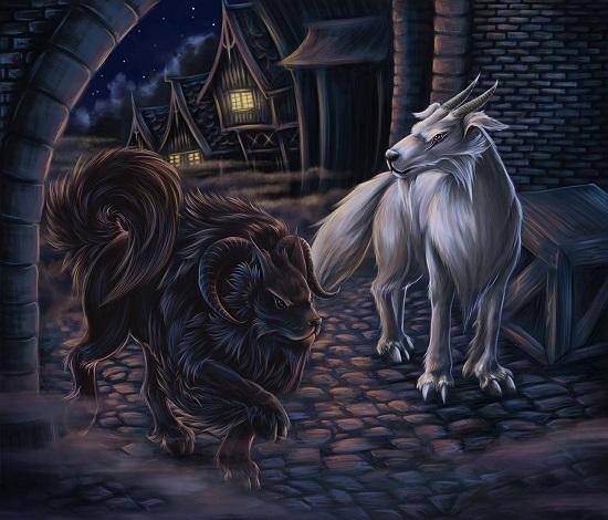 дух пес кадехо