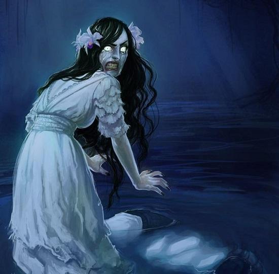 призрак плакальщица ла йорона