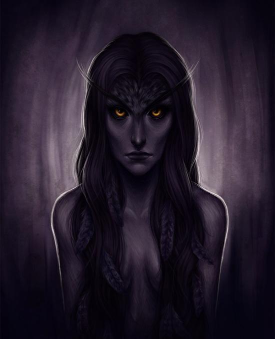 Ведьма-оборотень Лечуса