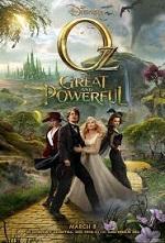 плакат фильма Оз: Великий и Ужасный