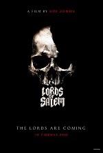 плакат фильма Повелители Салема