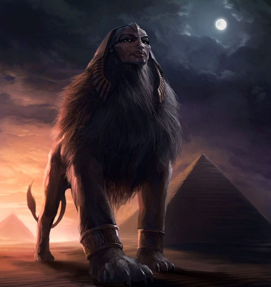 Африканские мифические существа