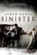 плакат фильма Синистер