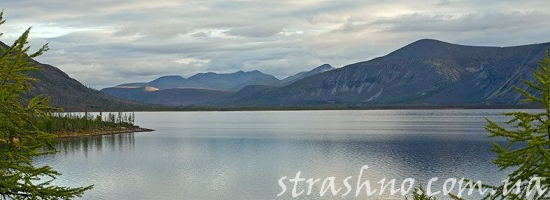 озера в Якутии