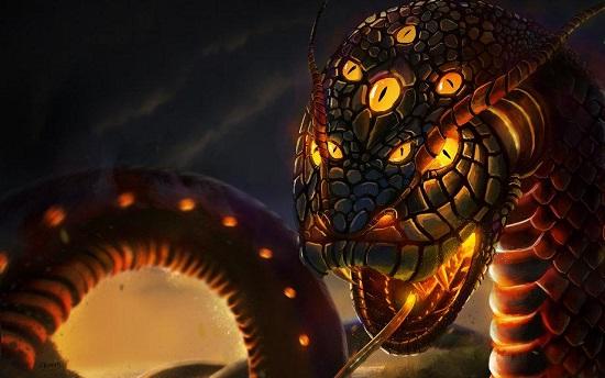 змея Бойтата