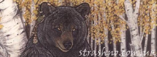 шаман медведь