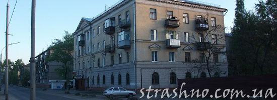4-этажная сталинка