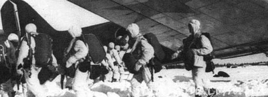 Советские десантники