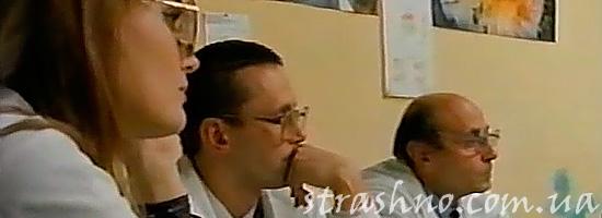 Кадр из фильма про экстрасенсов