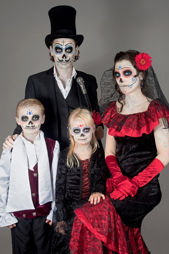 Семейка Адамсов на Halloween