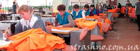 Профессиональное оборудование для швейного цеха