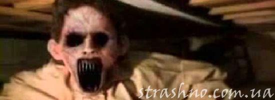 зомби монстр