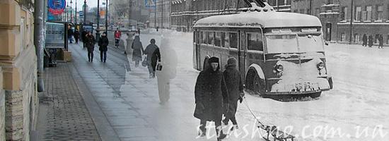 Страшная история о блокадном Ленинграде