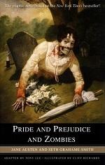 постер фильма Гордость, предубеждение и зомби