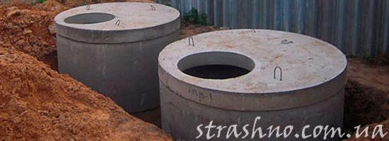 Как укладывают бетонные кольца